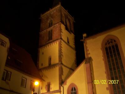 Stiftskirche von Wertheim