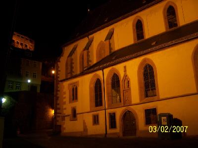 Nebeneingang Stiftskirche